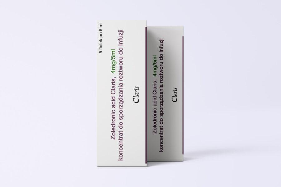Zoledronic Acid Claris